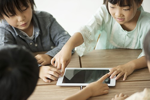 例如,智慧型手機或平板電腦