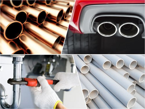 Standard Pipes (Examples)